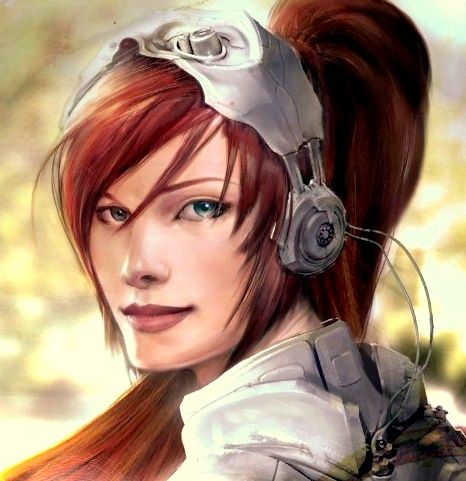 Starcraft 2 - Sarah Kerrigan by ~halo-again on deviantART