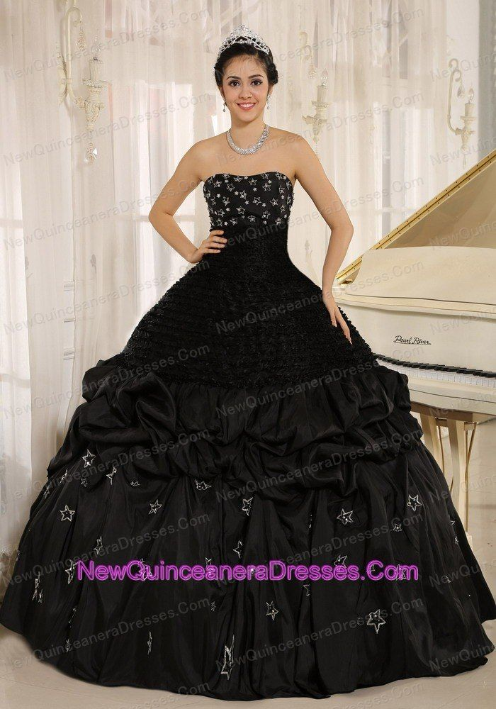 for Black wedding dresses meaning