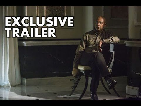 The Equalizer - Official Trailer - In Theaters 9/26  OHMY! o.O.....Denzel.....DENZEL! He SO SEXY!
