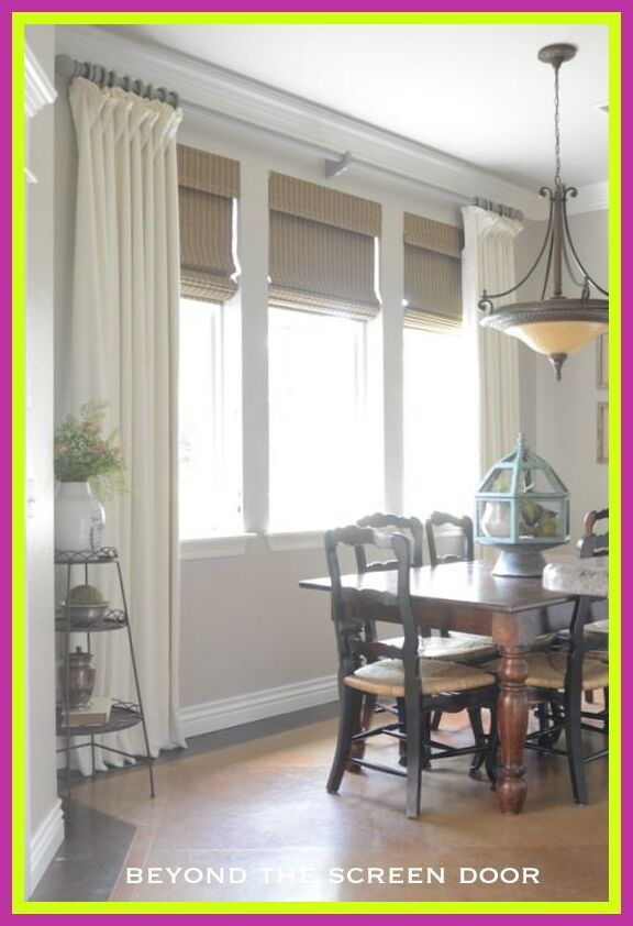 87 Reference Of Blinds And Curtains Curtain Ideas In 2020 Window Treatments Living Room Dining Room Windows Living Room Windows