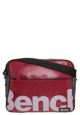 ECHO DESPATCH - Sac bandoulière - rouge 24e