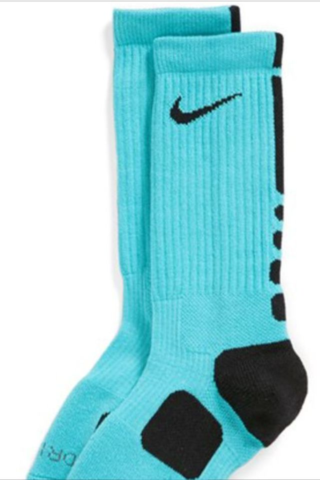 Nike socks love these any size preferably women's medium