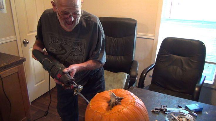 Angry Grandpa vs The Pumpkin - 3