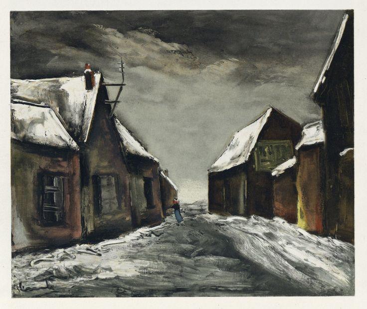 450 Best Maurice De Vlaminck Paintings Images On Pinterest