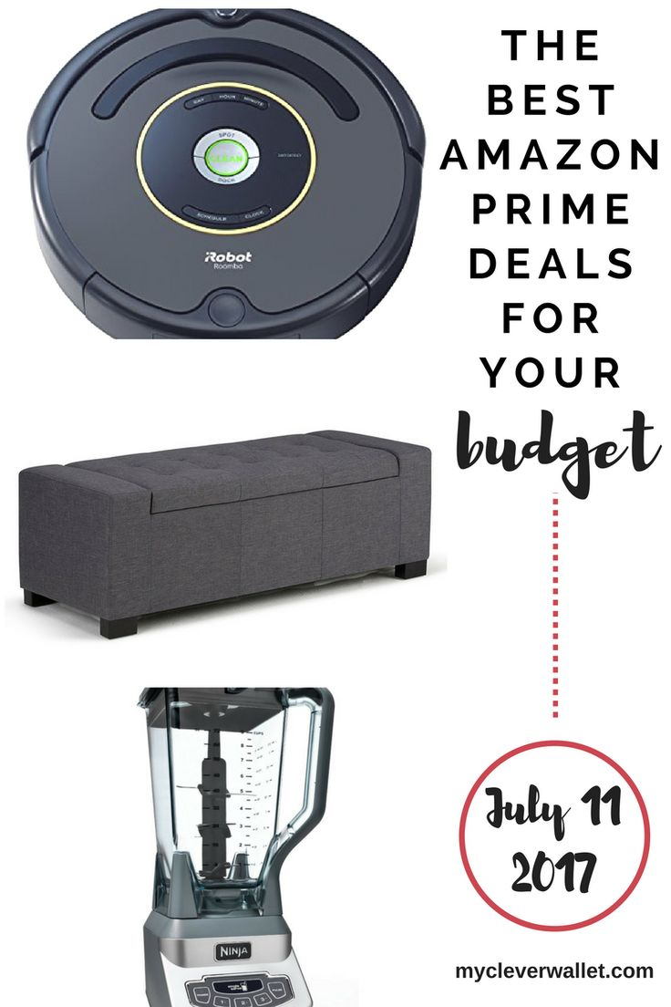 Amazon Prime Day: What are the BEST deals? The best way to save money is wait for the best deals!!! I love July for two reasons 1) it is my birthday month 2) Amazon Prime deals!!! So now I get to spend some of that birthday money on these awesome deals. How does Amazon Prime …
