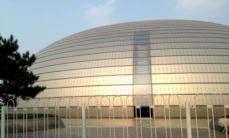 401 best architecture images on pinterest antwerp for Beijing opera house architect