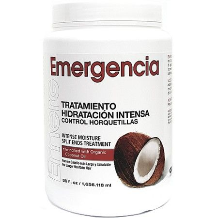 Toque Magico Emergencia Intensive Moisture Split Ends Treatment 56 oz $19.95   Visit www.BarberSalon.com One stop shopping for Professional Barber Supplies, Salon Supplies, Hair & Wigs, Professional Product. GUARANTEE LOW PRICES!!! #barbersupply #barbersupplies #salonsupply #salonsupplies #beautysupply #beautysupplies #barber #salon #hair #wig #deals #sales #ToqueMagico #Emergencia #Intensive #Moisture #SplitEnds #Treatment