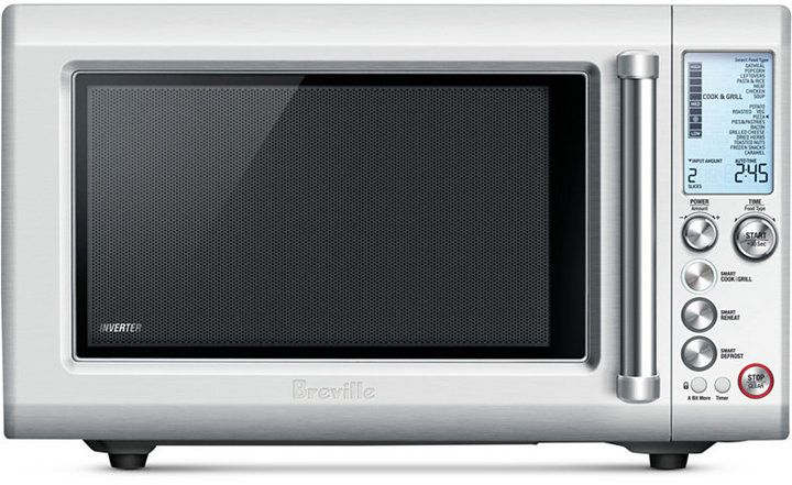 Breville Bmo700bss Quick Touch Crisp Microwave Microwave