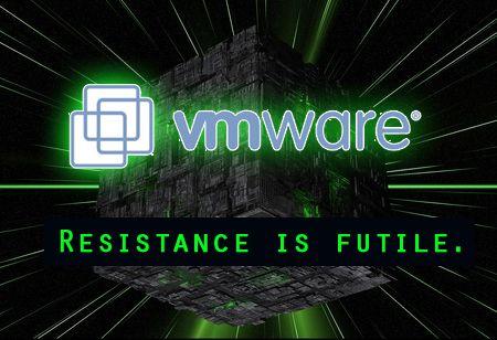 VMWARE source code leaked