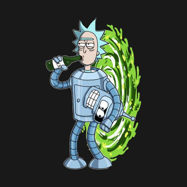 Check Out This Awesome Bender Has A Secret Design On Teepublic