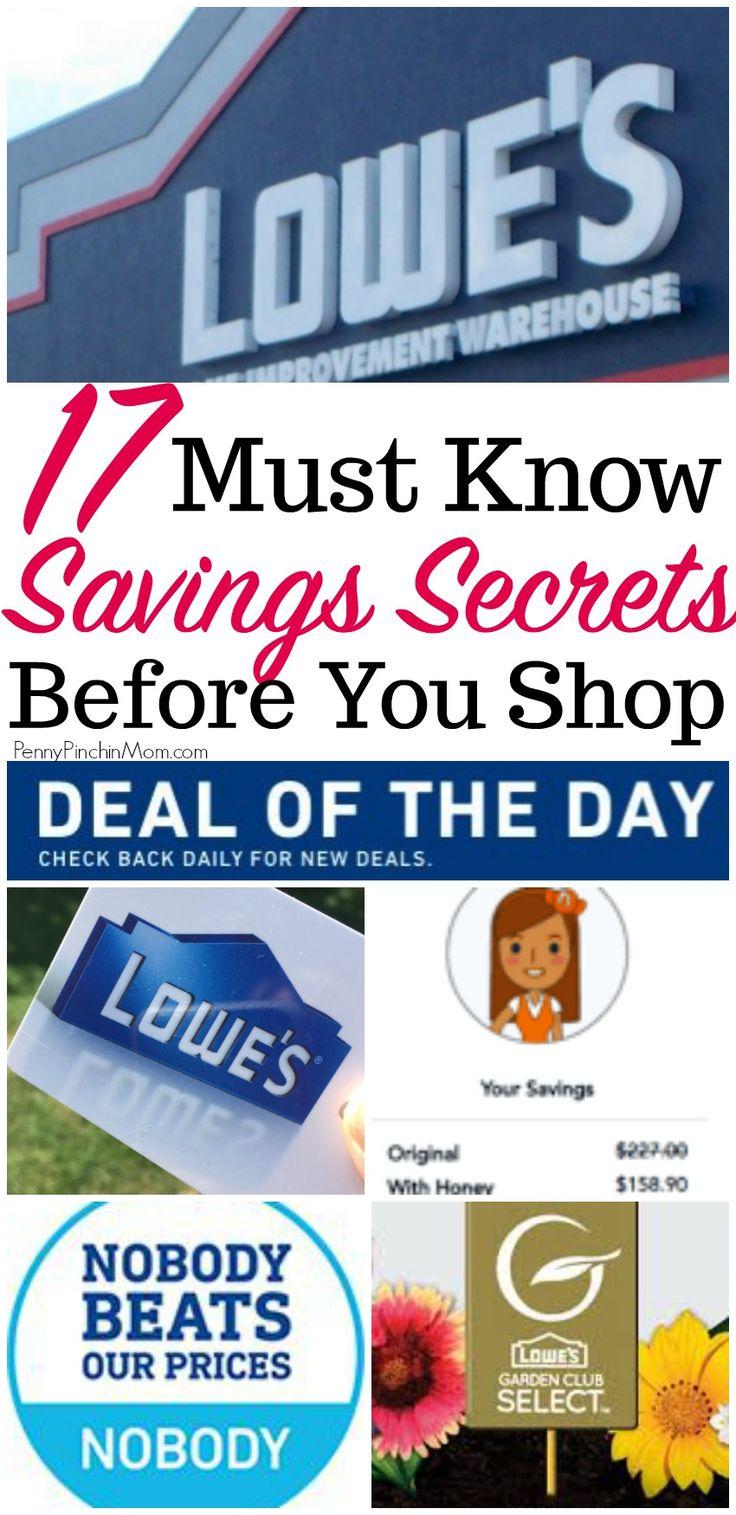 Life Hacks to Saving More Money  Tricks to Saving Money at Lowes | Shopping Hacks | Shopping tips | Saving Money | Save on Home Improvement
