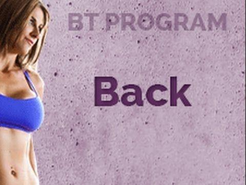 Back & shoulders workout - Body Transformation