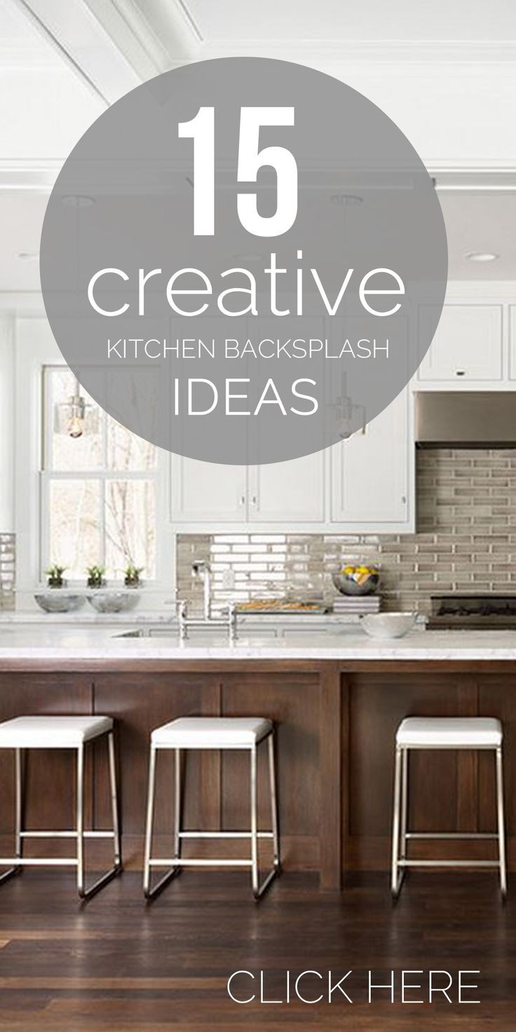 58 best interior design tips ideas and quotes images on pinterest 15 creative kitchen backsplash ideas home interiordesign