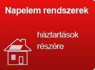 Napelemes rendszerek Magyarországon
