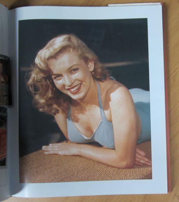 Marilyn Monroe; Lot met 8 grote boeken over Marilyn Monroe - 1982/1991 - Catawiki