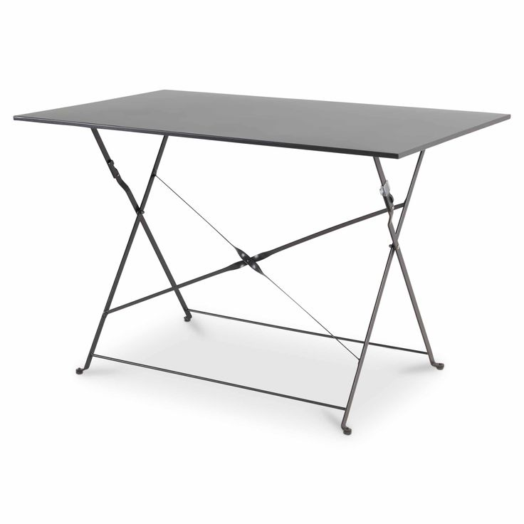 Saba Metal 4 Seater Dining Table - B&Q for all your home and garden supplies and advice on all the latest DIY trends