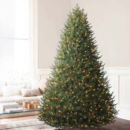 A Beautiful Replica Of The Balsam Fir Tree This 6 5 Foot