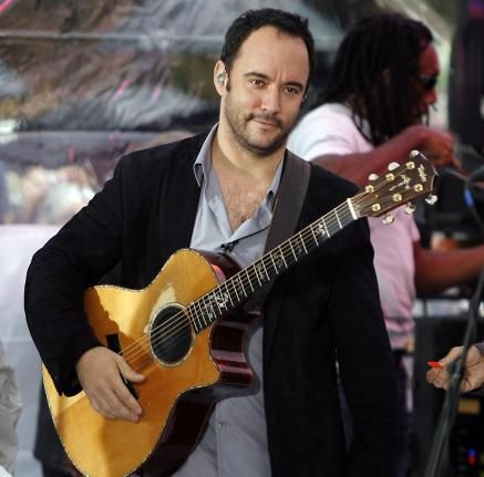 The Dave Matthews Band performs on the NBC Today show live from Rockefeller Center in New York City on June 5, 2009. (UPI Photo/John Angelillo)
