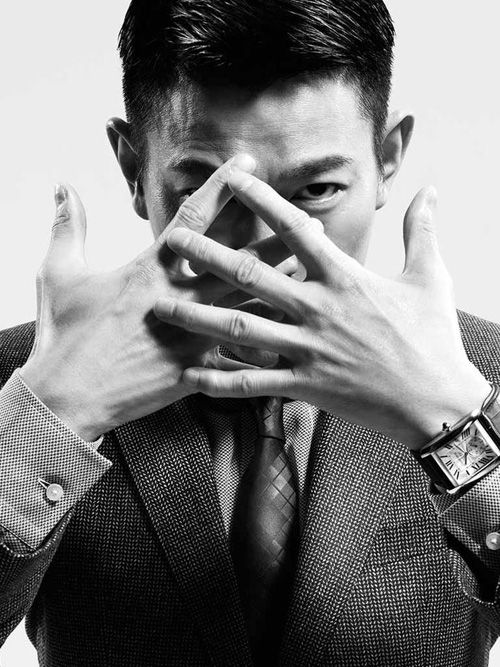 Andy Lau Esquire Singapore December 2013. Chinese male celebrities