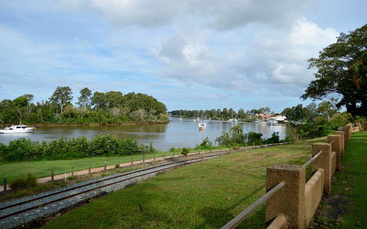 Mary River, Queens Park, Maryborough, Queensland