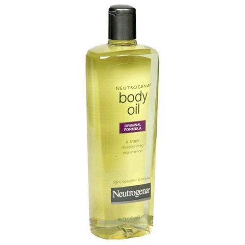 Neutrogena Body Oil, Light Sesame Formula, 16 Ounce***Size: Pack of 1.Lightweight,Absorbs quickly,Available in Original and Fragrance-free,Add a few drops to water to soften your skin while you bathe; light, fresh fragrance,Neutrogena manufactures a line of dermatologist recommended skin and hair care products distributed in more than 70 countries,.
