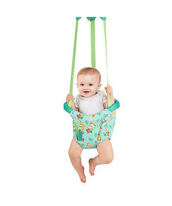 Bright Starts Playful Pals Bouncer. Ideal for developing your little one's leg muscles, this colourful bouncer is perfect for providing lots of active fun.