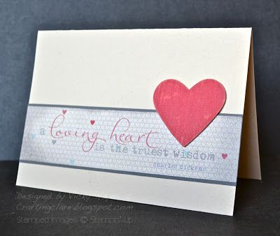 stampin up ideas and supplies from vicky at crafting clares paper moments more amore for valentines day - Stampin Up Valentine Card Ideas