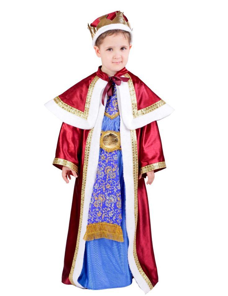 Koning Melchior kostuum voor kinderen