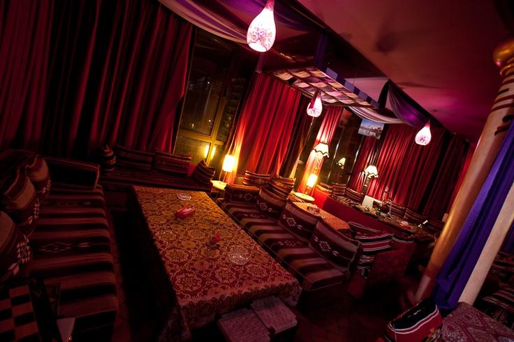 Oriental Cafe I Nargileh