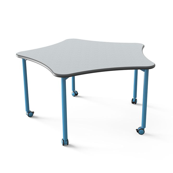 Elemental Line of Classroom Tables by Smith System