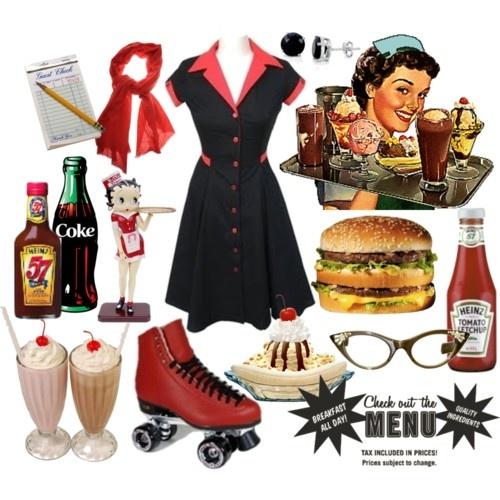 '50s diner