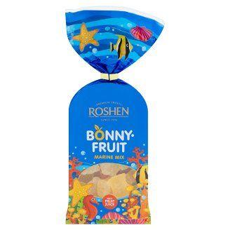 Roshen Bonny fruit marine mix želé s príchuťou ovocia 250 g