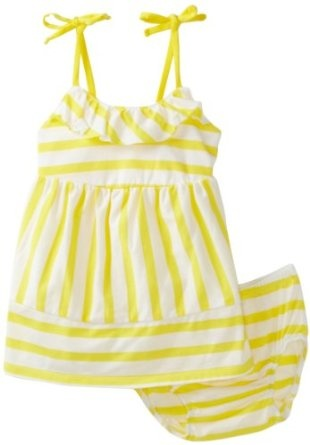 Amazon.com: Roxy Kids Baby-girls Infant Just Peachy Knit Dress: Clothing
