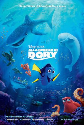 Alla ricerca di Dory (2016) | CB01.ME | FILM GRATIS HD STREAMING E DOWNLOAD ALTA DEFINIZIONE