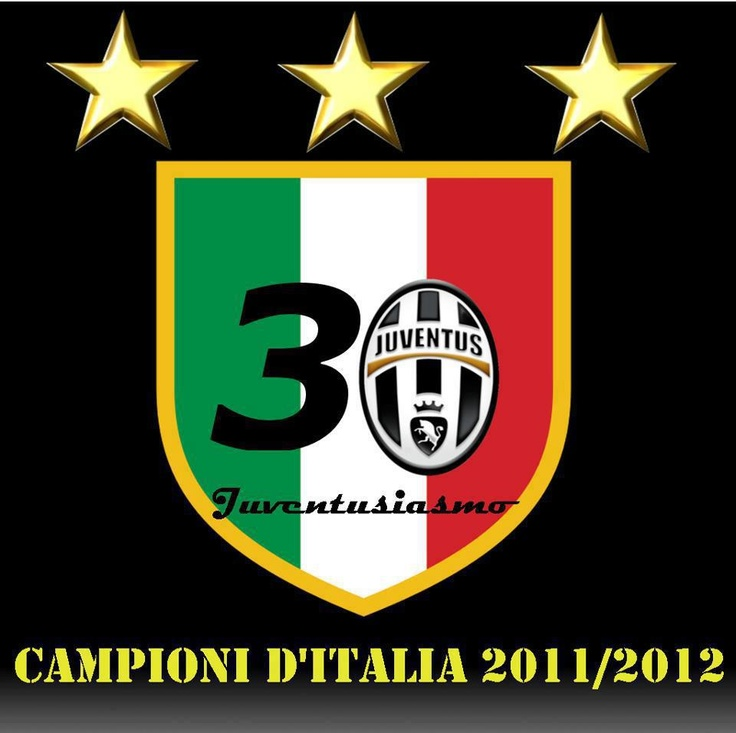 adesso i nostri scudetti sono 30!!!  Now there are 30 of our badges!