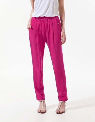 need pink pants!