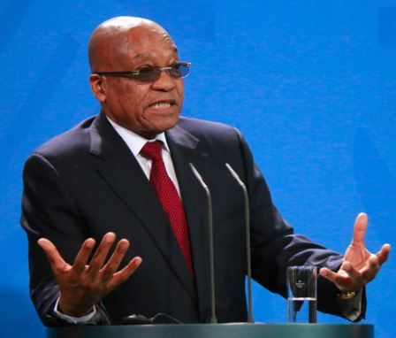South African President Jacob Zuma blames 'witchcraft' for his party's recent failure http://ift.tt/2gSOODY