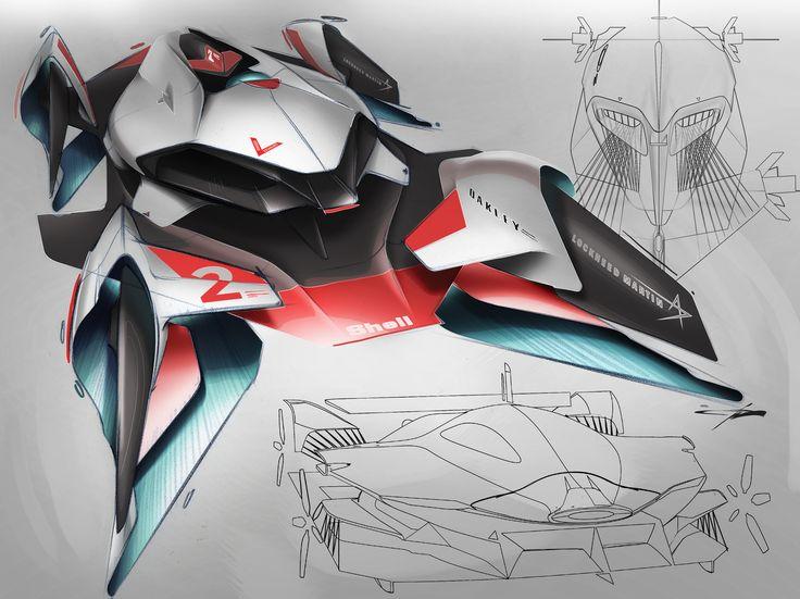 Art Center Transportation Design — Daniel Chae
