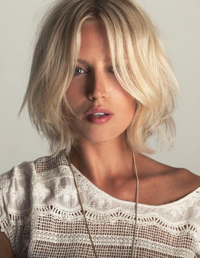 Hairstyle Inspiration | The Top 15 Cool Asymmetric Bob Haircuts - TrendSurvivor