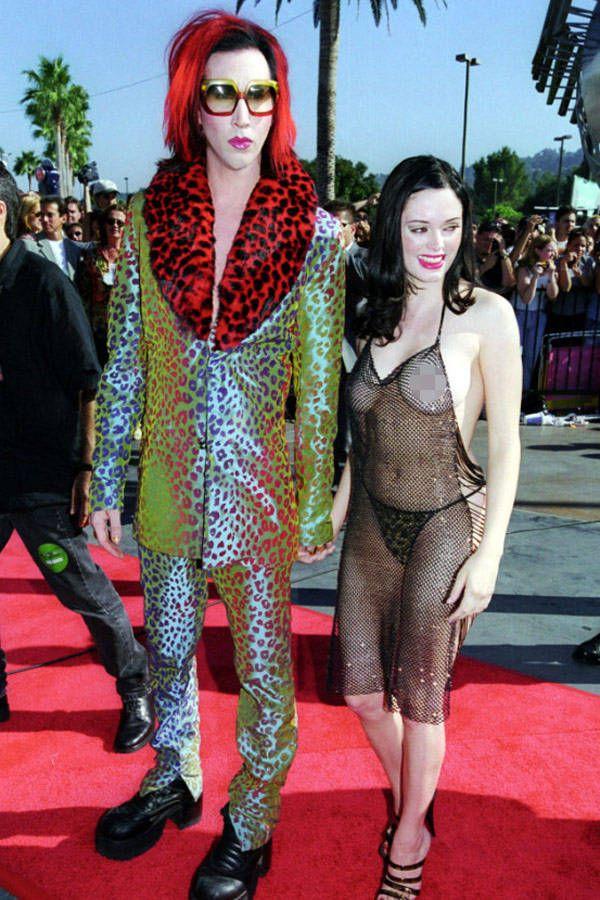 56 Best Marilyn Manson Amp Celebs Images On Pinterest