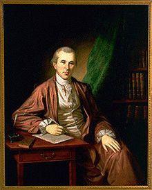 Benjamin Rush, 1783.