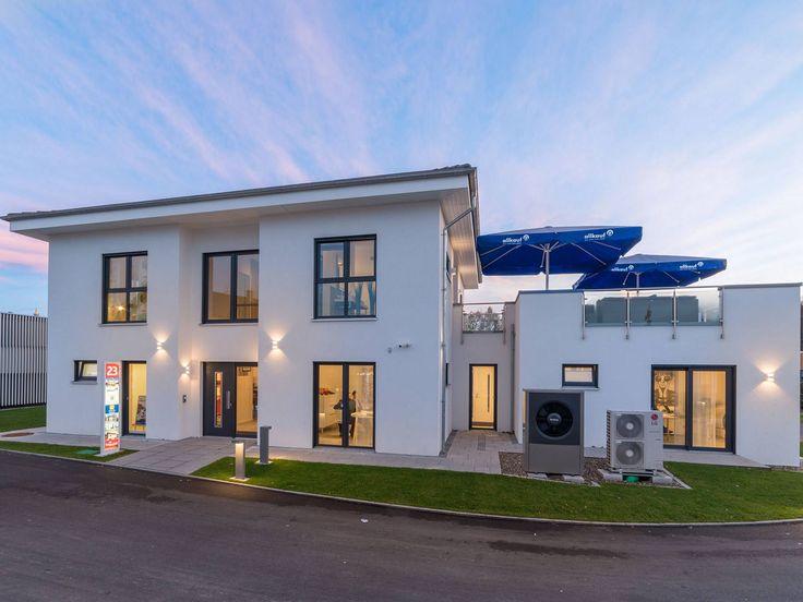 Musterhaus mit doppelgarage  36 besten Musterhauspreis 2017 Bilder auf Pinterest | Grundrisse ...