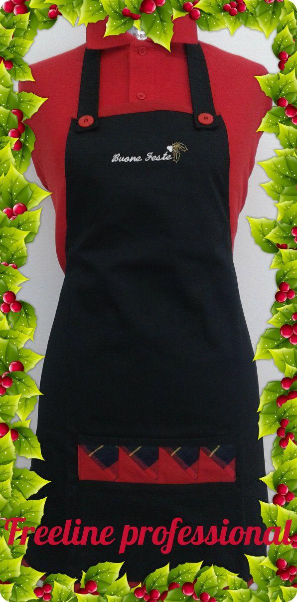 giochiamo d'anticipo! Buone feste! #Natale #grembiuli #regalo #panifici #pasticcerie #alimentari #ristorazione #cakedesign #abbigliamentoprofessionale #Freelineprofessional #produzione