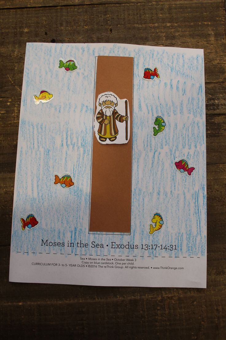 69 best Moses Preschool Ministry Curriculum Ideas images on Pinterest