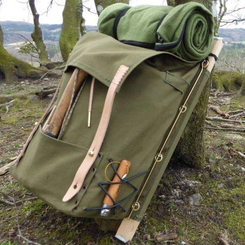 Indian Wilderness Survival Skills: 54 Best Images About Back Packs On Pinterest