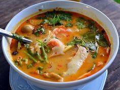 tomyam ( thaise garnalensoep ) recept