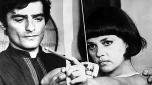 La mariée était en noir,  de François Truffaut, France, 1968, 1h47, avec Jeanne Moreau, Michel Bouquet, Jean-Claude Brialy, 23/02/16