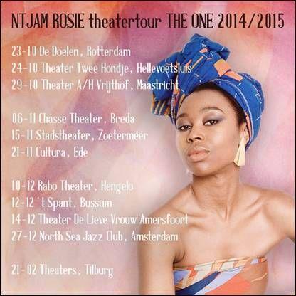 Nieuwe Theatertour voor Ntjam Rosie http://www.mpodia.nl/content/nieuwe-theatertour-voor-ntjam-rosie @NtjamRosie