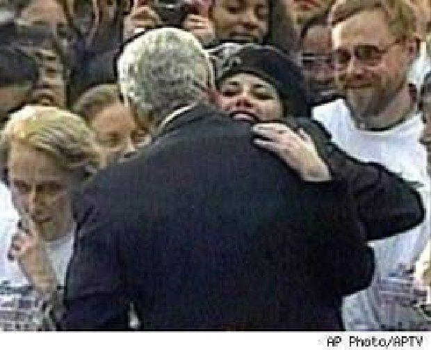 Flashback: 1 day into last shutdown, Clinton-Lewinsky had first 'encounter'   WashingtonExaminer.com