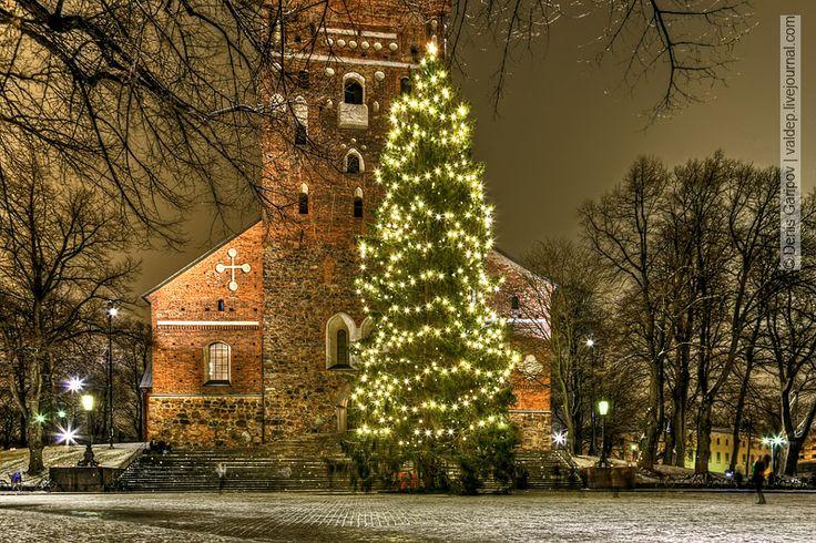 Turku, Finland Christmas